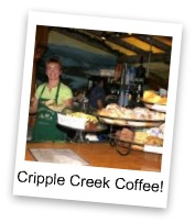 Cripple Creek Coffee