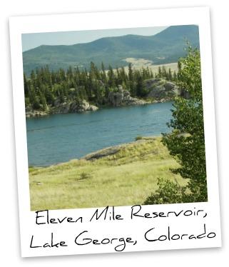 Eleven Mile Reservoir