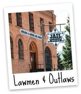 Lawmen and Outlaws Jail Museum