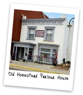 Old Homestead Parlour House Museum