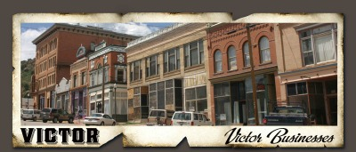Visiting Victor, Colorado
